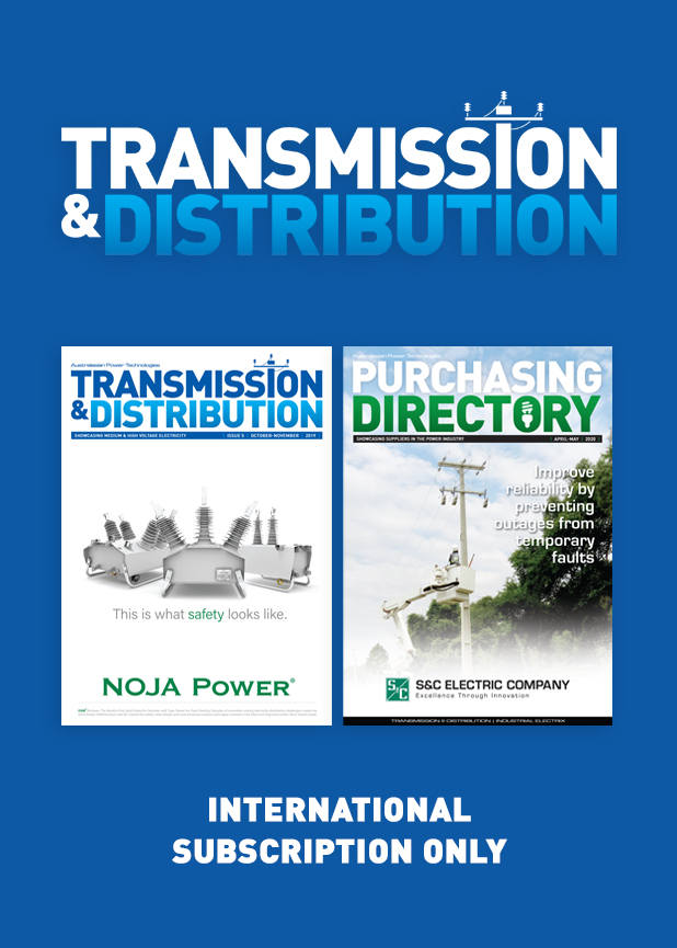T&D Subscription – International only