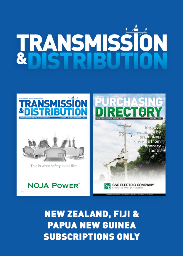 T&D Subscription – NZ, FIJI, PNG only