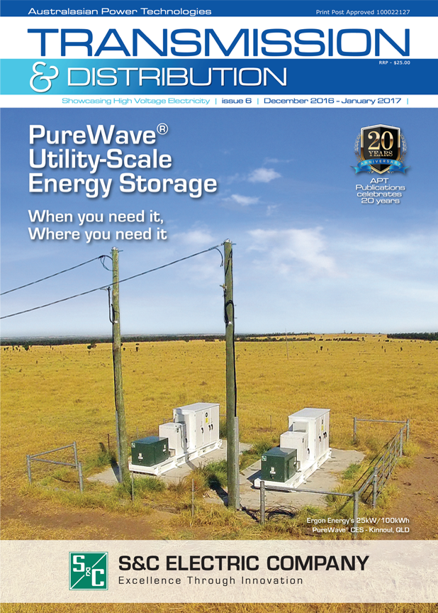 T&D issue 6 – 2016
