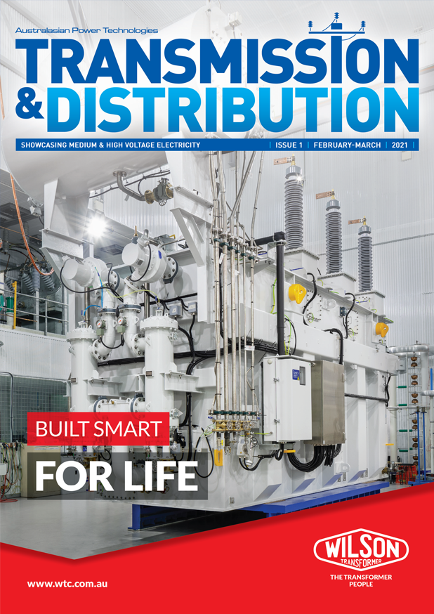 Out Now – The First Issue for 2021 – Transmission & Distribution Issue 1