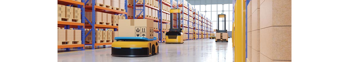 AGV's Meet the Growing Demand for Logistics Applications