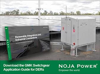 NOJA Power Sept 2021 Billboard
